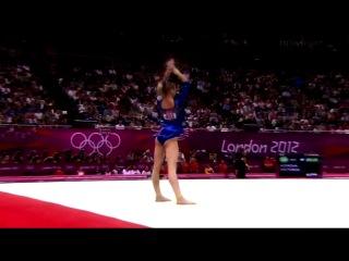 Viktoria Komova/ Olympics 2012: Sheer Elegance!