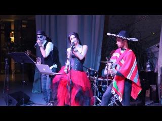 "Elena Goncharova & Cover Band ""All Stars"". Ненавижу ( Иван Дорн cover)"