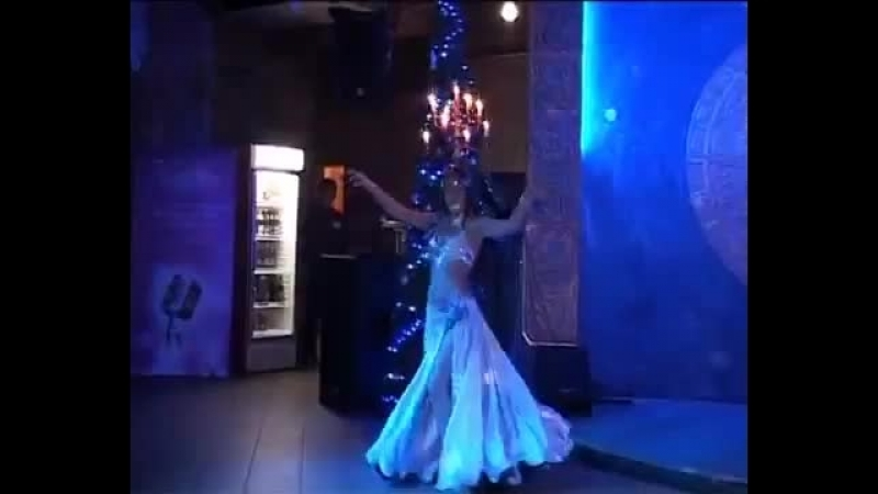 Belly dance, Polovinkina Yana, Shamadan Tabla Solo improvisation