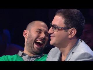 Comedy Баттл Суперсезон Иван Ястребов полуфинал 14 11 2014