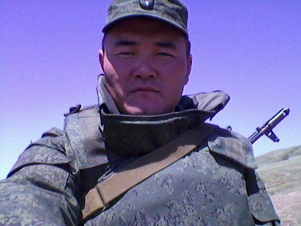 Юрий Байполов, Гусиноозерск, Россия