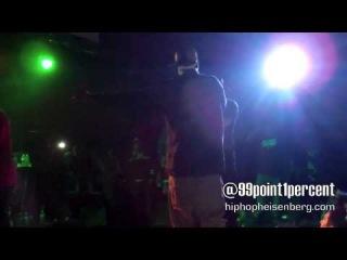 Method Man RZA - Wu-Tang Clan Ain't Nuthin Ta Fuck Wit (Live) Key Club Los Angeles 3/1/13