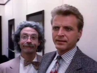 Кувалда / Sledge Hammer! (1 сезон: 20 серия)