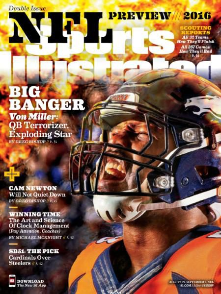 Sports Illustrated - August 29, 2016