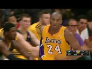 Indiana Pacers Vs LA Lakers Highlights
