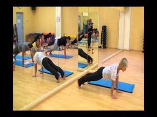 Фитнес со звездами Леля Савосина Гибкая Сила
