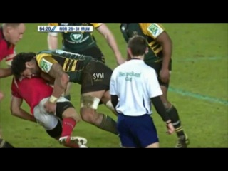 RUGBY HITS 18