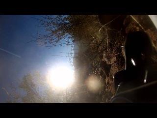 Robert Mennen hits a buck - Absa Cape Epic 2013