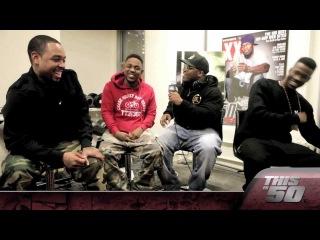 Jay Rock, Kendrick Lamar & Terrace Martin -  & Young Jack Thriller Interview