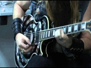 BEHIND THE SCENES WITH ZAKK WYLDE AND  BLACK LABEL SOCIETY IN HIGH DEFENITION !!!