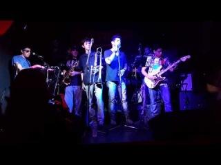Пабло Эредия - Esencia - Tu voz. Grito. Cover - En Santana bar