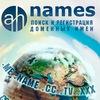 Ahnames.com: домены, VDS