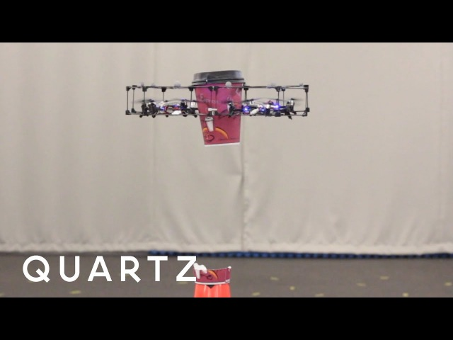 UPenn's magnetic modular drones
