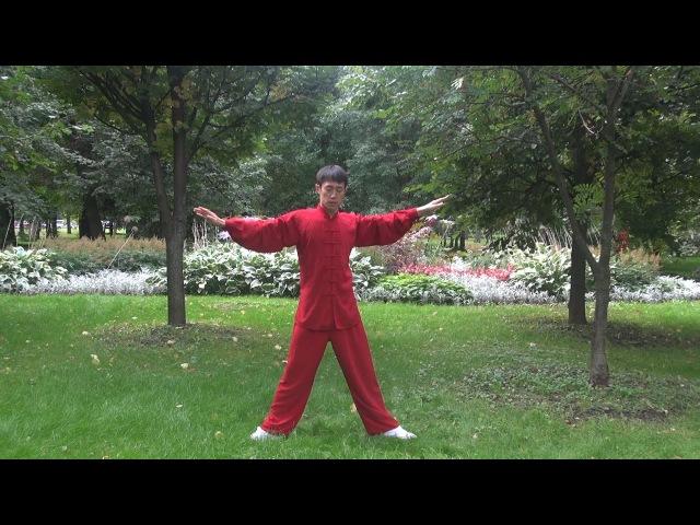 Комплекс цигун Синг Шен Джуан (Xing Shen Zhuan). Мастер Ли Минь. ХэДао