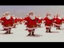 Roztańczone Mikołaje - Jingle Bells - Santa Claus