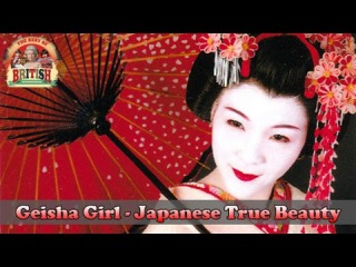 Geisha Girl - Japanese True Beauty - why is this tradition still popular in the modern age?