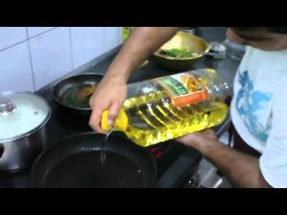 Уроки ведической кулинарии ч. 9-01 - Фрай райс