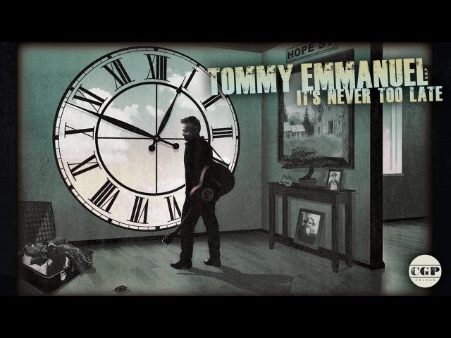 El Vaquero Songs Tommy Emmanuel