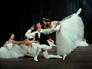 Марго Фонтейн и Рудольф Нуреев в The Sylphides_ Вальс № 7