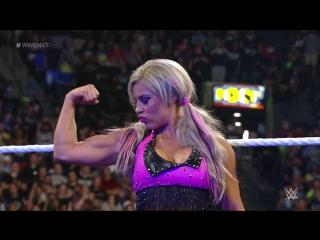 NXT  - Emma vs. Dana Brooke vs. Becky Lynch vs. Charlotte