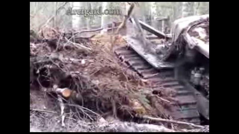 Подъем и реставрация советского тягача Сталинец С 65 Soviet tractor Stalinist C 65