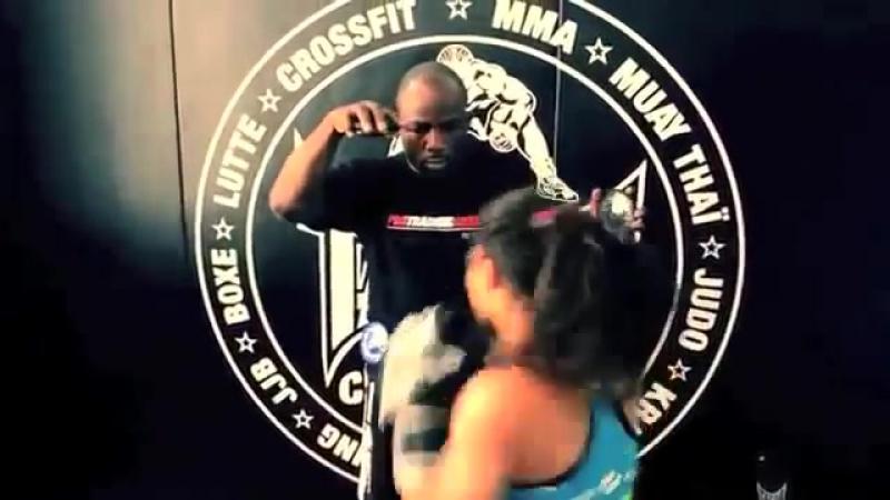 FITLIGHT Trainer и смешанные единоборства MMA