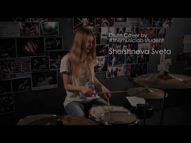 Shershneva Sveta Belyaevsky Vlad | Metallica - Nothing Else Matters (Drum Cover) *HD*