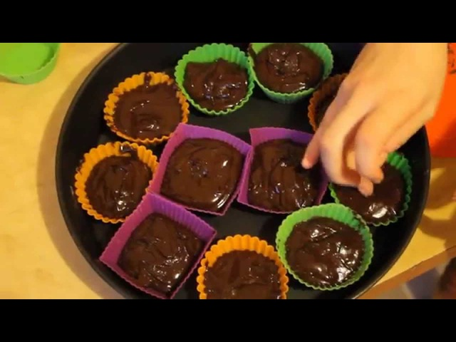 Шоколадный кекс с жидкой начинкой Лавакейк LAVA CAKE