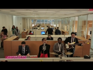 Postmodern Jukebox One Take 2013 Mashup_ Just Another Day at the Office