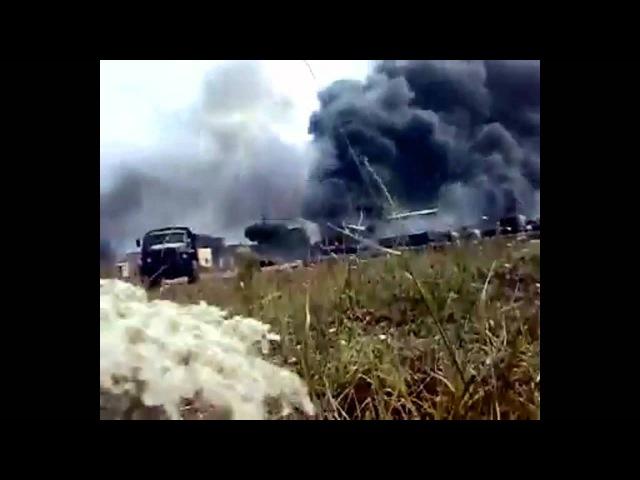 Грузия Осетия война 08 08 2008 Русские миротворцы под обстрелом Georgia Ossetia War 08 08 2008