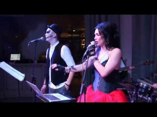 """Elena Goncharova & Cover Band """"All Stars"""" - Rolling in the deep (Adele cover)"""