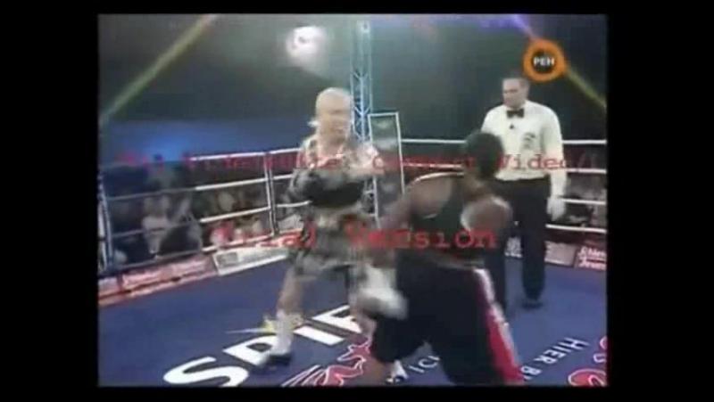 2009-07-03 Natascha Ragosina vs Laura Ramsey (WBCF WBAF Super Middleweight Titles)