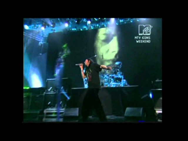 Korn One HQ Live on MTV Icon Metallica