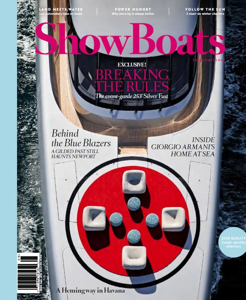 ShowBoats International - September 2015  USA