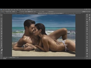 Editorial Retouch From Start To Finish, Part 8 - Putting it all together