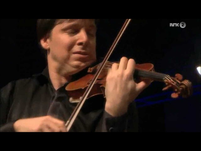 Joshua Bell: Sibelius Violin Concerto in D minor, op 47 - 24.11.11