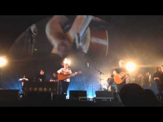 David Gilmour & Bombay Bicycle Club - Wish You Were Here (2014) Live