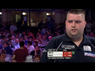 Michael Smith vs Gerwyn Price (World Matchplay 2015 / Round 1)