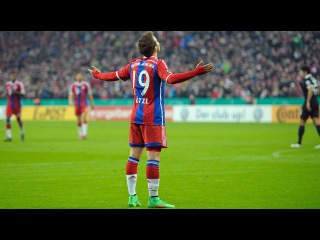 Pro Evolution Soccer 2016 DEMO   Mario Götze   GOAL???