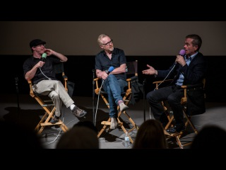 Adam Savage, Astronaut Chris Hadfield, and Andy Weir Talk 'The Martian'