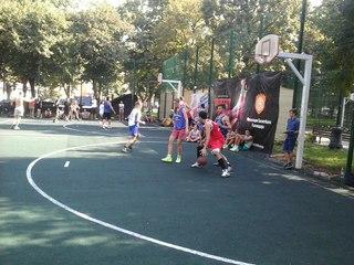 2015 - Кубок Федерации баскетбола Краснодара 3х3 5.09.15