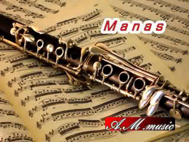Manas - Urax par Wedding dance klarnet Մանաս - Ուրախ պար Манас - Свадебный танец