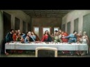 Hidden music in Da Vinci's The Last Supper