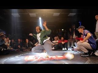 SNU DEE DEEROCKZ vs DEKO DEEROCKZ Hip Hop Dance Battle Final Blind Date 2015 | SnootyBro video