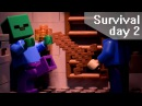 Lego Minecraft Survival 2