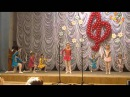 Спортивный танец с обручами №96