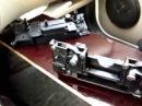 Ремонт печки Лады Калины 1 замена тросика блока рычагов отопителя