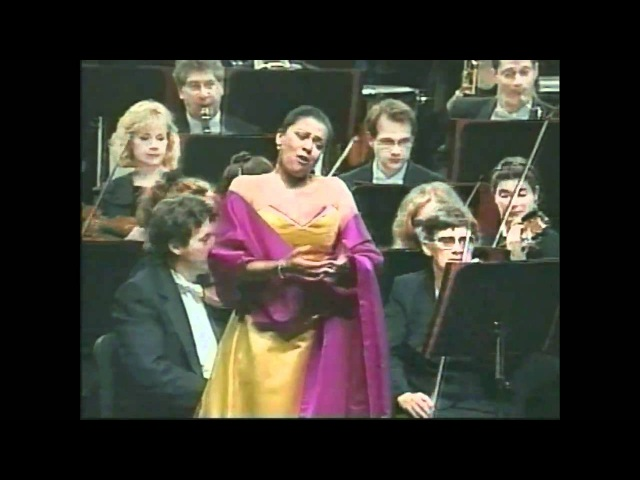 Kathleen Battle sings Je veux vivre from Gounod's Roméo et Juliette