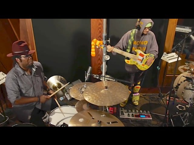 MonoNeon with Ghost-Note Cant Get Right Drum Video