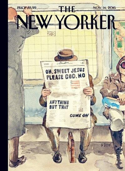 The New Yorker November 14 2016